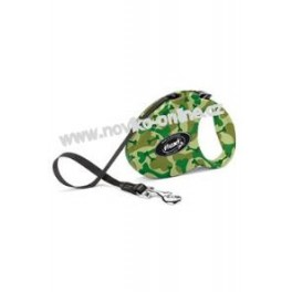 Flexi Fashion S 3m/12 KG Camo